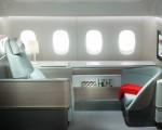 La Premiere, nova primeira classe da Air France. Assento adicional permite convidar outro passageiro