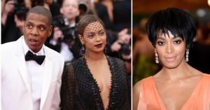 Jay Z apanha de cunhada em festa. Confira essa e outras brigas famosas