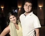 Sofia Derani e Andre Bocchi