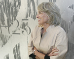 Lili e Ricardo Guimarães abrem a casa para designer americana