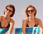 Play para conferir o verão de Carolina Herrera na fragrância 212 Surf
