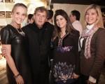 Camila Klein, Angelo Derenze, Camila Carneiro Johnson e Aglaura Rispoli marcaram presença no happy hour de Florense