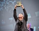 42º Festival de Cinema de Gramado – Diretor Walter Carvalho recebe o Troféu Eduardo Abelin. Foto: Edison Vara/PressPhoto.