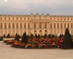 Os jardins do Palácio de Versailles