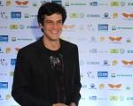 Matheus Solano no prêmio