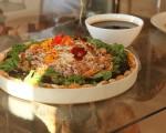 A salada thai