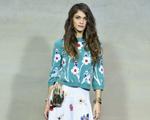 O estilo da francesa Elisa Sednaoui, que vive com um pé no Brasil