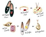Desejo do Dia: vida em emoticons nos loafers Del Toro e joias Alison Lou