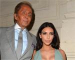 A história da amizade de Kim Kardashian e Valentino Garavani
