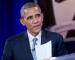 WASHINGTON, DC - DECEMBER 8:  (AFP OUT) U.S. President Barack Obama (L) talks to television