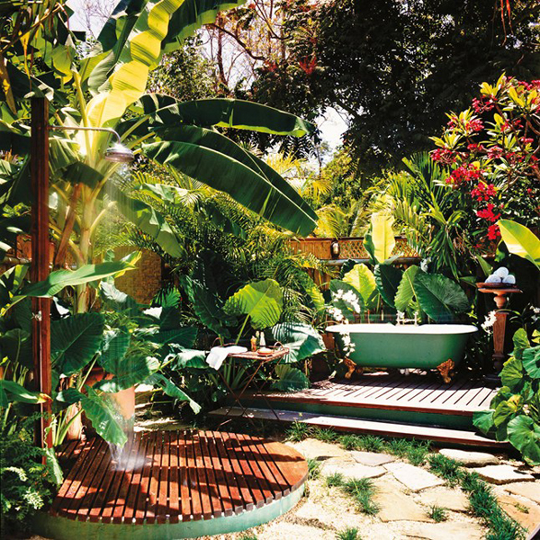 10 hot is de luxo com banheiros ao ar livre de cair o for Bathroom designs jamaica