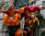 O Carnaval de Veneza
