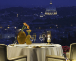O La Pergola, em Roma