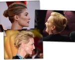 Meryl Streep,Cate Blanchett e Rosamund Pike no Oscar 2015