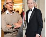 Abílio Diniz e Bernard Arnault amigos e negócios