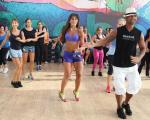 Aula Especial de Samba na Rebook do Cidade Jardim
