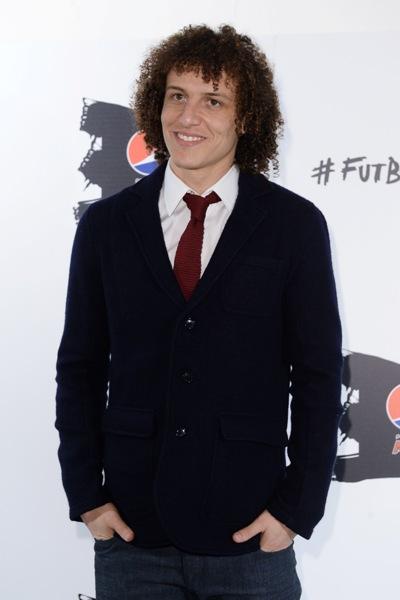 David Luiz com o cofrinho cheio    Créditos: Getty Images