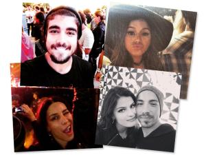 Glamurama propõe selfie no Lollapalooza e famosos entram na brincadeira