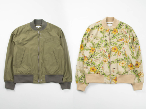 As jaquetas bomber da Engineered Garments para espantar o frio