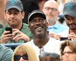 Michael Jordan: rindo a toa