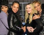 Rihanna, Madonna, Beyoncé