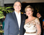 Marta Suplicy e Márcio Toledo