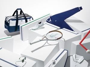 Lacoste apresenta a L12, sua primeira raquete de tênis ultramoderna