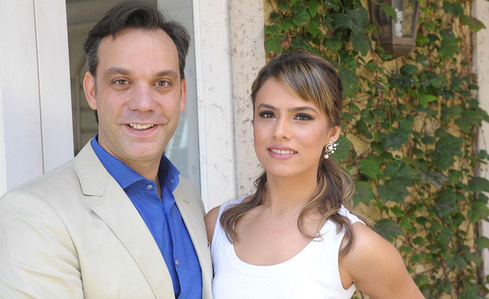 Mario Pantalena e Patricia Bonaldi