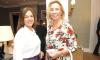 Roseli Franco e Denise Appolinario