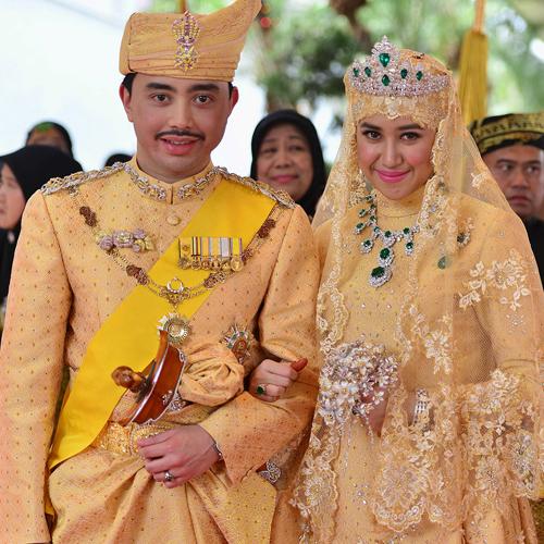 Resultado de imagem para brunei casamento do principe