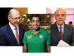 Geraldo Alckmin, ACM Neto e José Serra não endossam impeachment.  Créditos:  Paulo Freitas e Ali Karakas