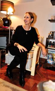 Adriana Kurc abre exposição no Studio Esther Giobbi