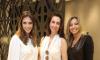 Natasha Haddad, Patricia Anastassiadis e Mayara Clá