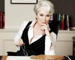 Meryl Streep como Miranda Priestly em