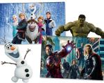 Frozen e Os Vingadores, os responsáveis pelo crescimento da Disney