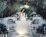 A noiva Angélica Erthal