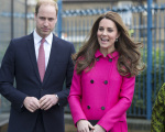 Príncipe William e Kate Middleton: papais de novo