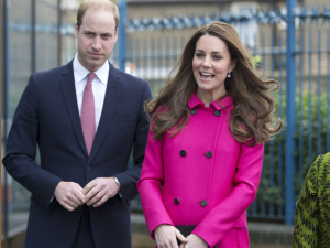 Nasceu! Segundo filho do Príncipe William e Kate Middleton é menina