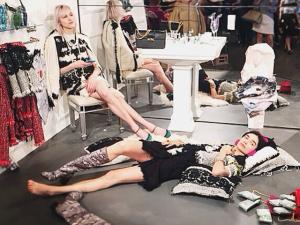 Lanvin apresenta seu Resort 2016 com instalação fashion em NY