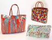 Em sentido horário, as bolsas Birkin, da Hermès, Chanel e Goyard || Créditos: Reprodução