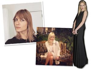 Os muitos tons de loiro de Ana Claudia Michels, que chega aos 34 anos
