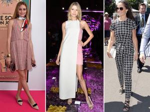 De Wimbledon à alta-costura: as mais bem vestidas da semana são…