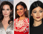 Angelina Jolie, Bruna Marquezine e Kylie Jenner  //  Créditos: Getty Images
