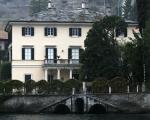 A Villa Oleandra, propriedade de George Clooney