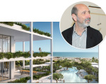 Isay Weinfeld assina o projeto do Fasano Hotel and Residences at Shore Club
