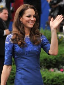 Kate Middleton segue príncipe William com diploma de mergulho profundo