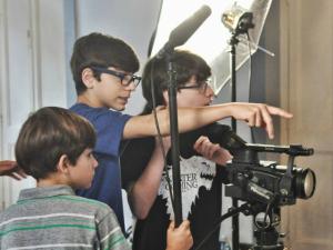 Festival Pequeno Cineasta leva ao Rio 60 filmes feitos por crianças