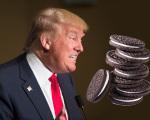 Trump não quer mais biscoito