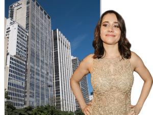 Alessandra Negrini volta a morar em SP – no mesmo prédio do ex