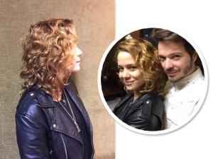 Glamurama mostra o novo corte de cabelo de Leandra Leal